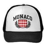 Monaco Mesh Hats