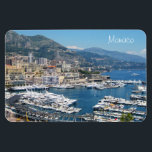 "Monaco Monte Carlo Magnet<br><div class=""desc"">The principality of Monaco or the city-state Monaco lies in between the Alps and the Mediterranean Sea, bounded by the French Riviera to the west and the Italian Riviera to the east. This is the second smallest independent state in the world (after the Vatican) and is almost entirely urban. Monte...</div>"