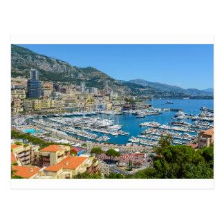 Monaco Monte Carlo Photograph Postcard