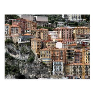 Mónaco, Ola Berglund de la foto Tarjetas Postales