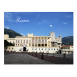 Monaco palace post cards