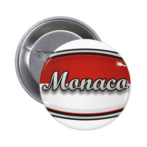 Mónaco Pin