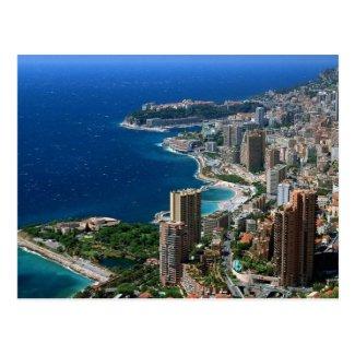 Monaco - postcards
