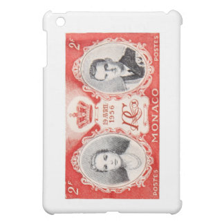 Monaco Royalty Postage Stamp iPad shell iPad Mini Case
