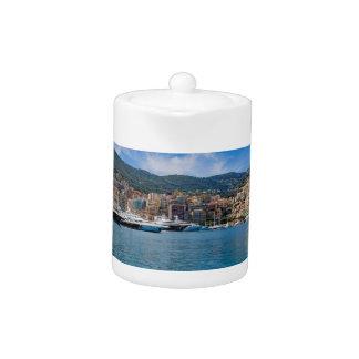 Monaco Skyline Teapot