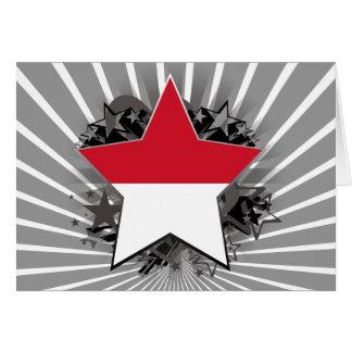 Monaco Star Card
