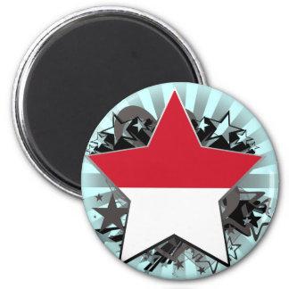 Monaco Star Magnets