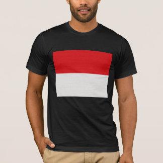 Monaco's Flag T-Shirt