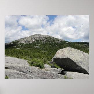 Monadnock Mountain Poster