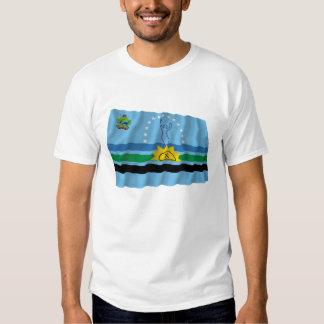 Monagas Waving Flag T-Shirt