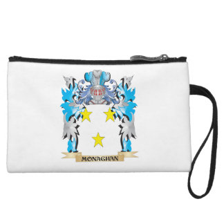 Monaghan Coat of Arms - Family Crest Wristlet Clutch