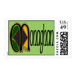 Monaghan Postage Stamps