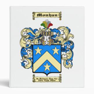 Monahan Vinyl Binder