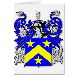 Monahan Coat of Arms Greeting Card