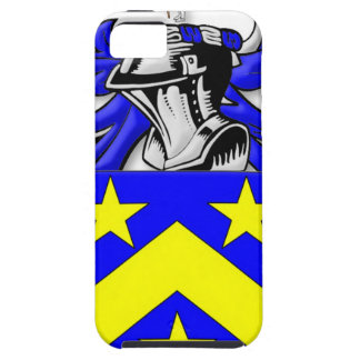 Monahan Coat of Arms iPhone 5 Cases