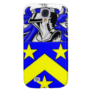 Monahan Coat of Arms Samsung Galaxy S4 Covers