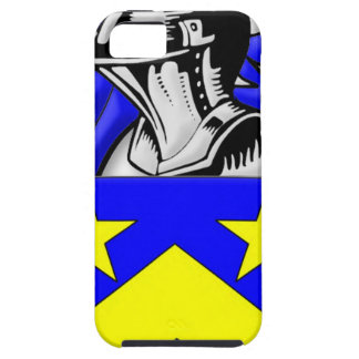 Monahan Coat of Arms iPhone 5 Covers