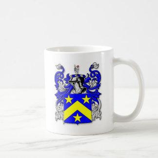 Monahan Coat of Arms Classic White Coffee Mug