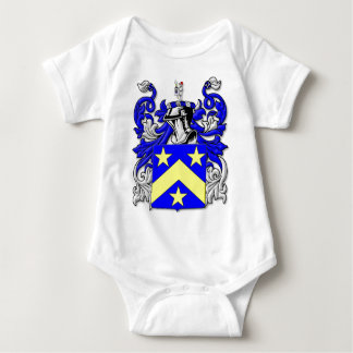 Monahan Coat of Arms Infant Creeper