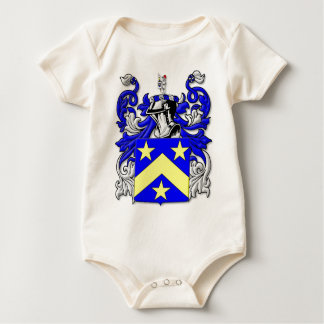 Monahan Coat of Arms Baby Creeper