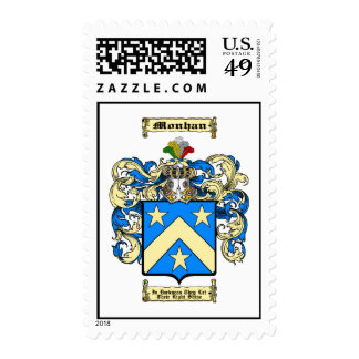 Monahan Postage Stamps