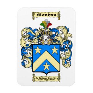 Monahan Rectangular Photo Magnet