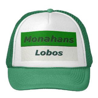 Monahans Lobos Cap Trucker Hat