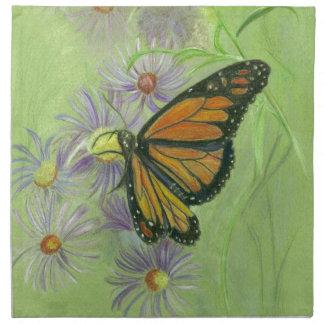 Monarca Butterfly.jpg Servilletas