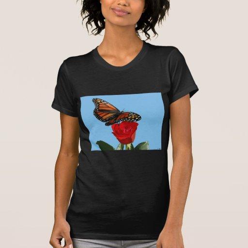 Monarca Camisetas