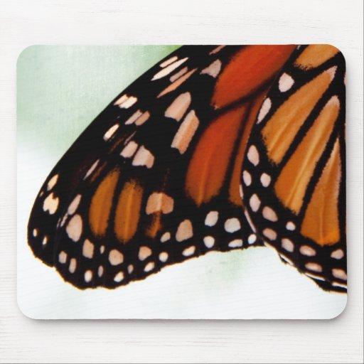 monarca suave tapete de ratón