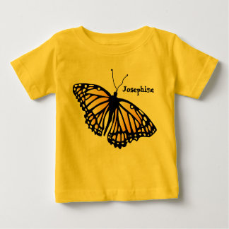 Monarch Baby Shirt - Personalized