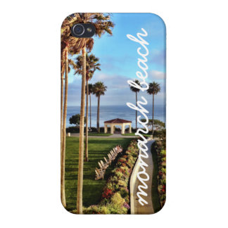 Monarch Beach iPhone 4 Covers