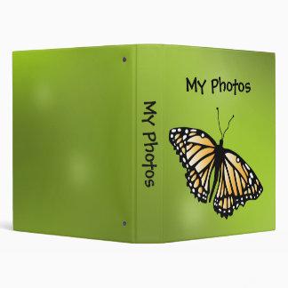 Monarch Binder - Photo Album