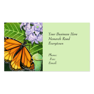 Monarch Business Cards