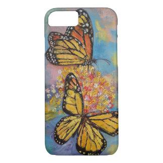 Monarch Butterflies iPhone 8/7 Case
