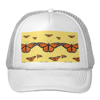 Monarch Butterflies Migration by Sharles Trucker Hats