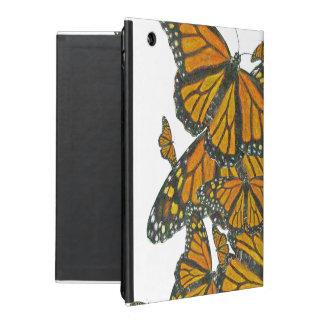 Monarch Butterflies - Migration iPad Folio Case