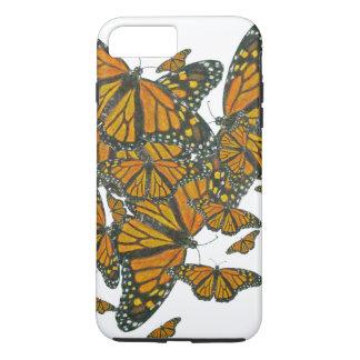 Monarch Butterflies - Migration iPhone 8 Plus/7 Plus Case