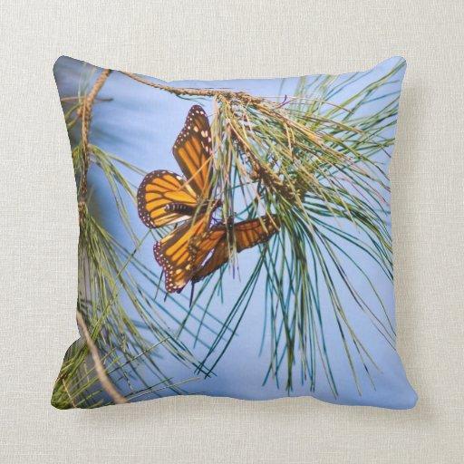Monarch Butterflies Pillows