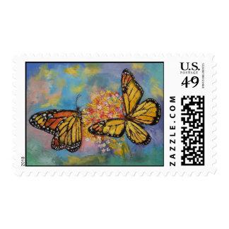 Monarch Butterflies Postage