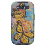 Monarch Butterflies Samsung Galaxy S3 Covers
