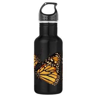Monarch Butterfly 18oz Water Bottle