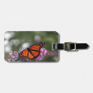 Monarch Butterfly 9740 Luggage Tag