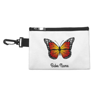 Monarch Butterfly Accessory Bag