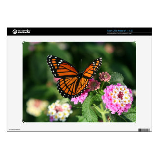 "Monarch Butterfly Acer Chromebook (11.6"") Skin Skins For Acer Chromebook"