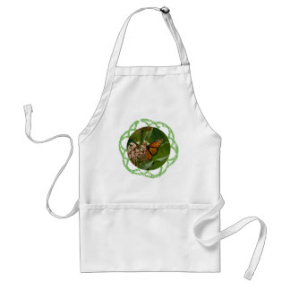 Monarch Butterfly Adult Apron