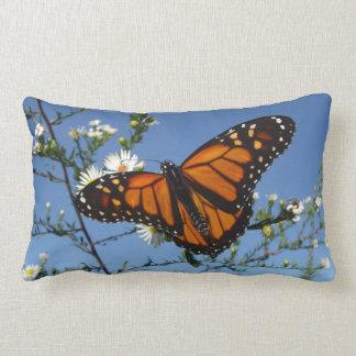 Monarch Butterfly American MoJo Pillow