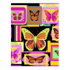 Monarch Butterfly Art Collection by Sharles Postcard
