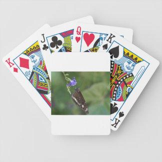 MONARCH BUTTERFLY BROWN RURAL QUEENSLAND AUSTRALIA DECK OF CARDS