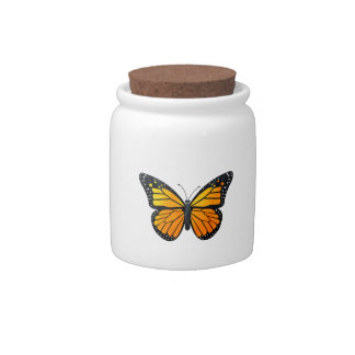 Monarch Butterfly Candy Dish